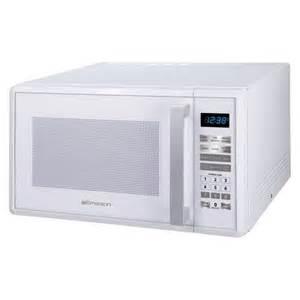 emerson 1 0 cu ft 1000 watt microwave oven w target