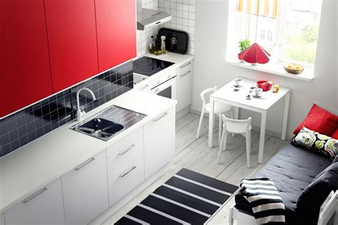 studio kitchen ideas small ikea kitchen studio small spaces ideas houseandgarden co uk