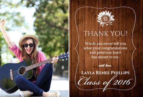 Thank You Card For Graduation Gift - free gift cards free premium templates