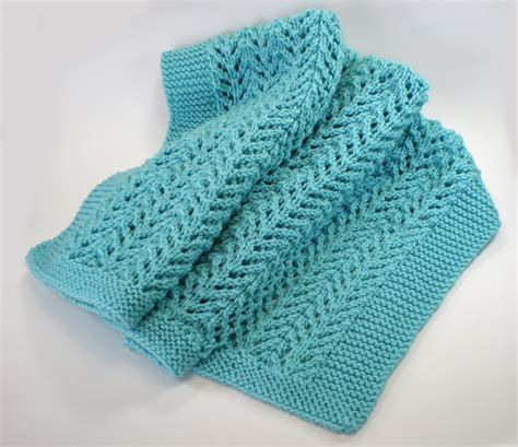 baby blankets knitted easy heirloom knit baby blanket easy care machine washable