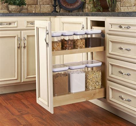 narrow kitchen cabinet pull out inspirative cabinet