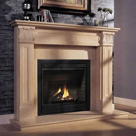 springfield marble mantel fireplace mantel surrounds