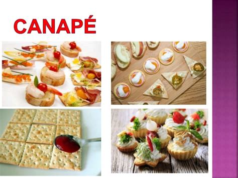 classification  appetizers