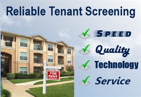 Check Tenant Credit And Background Background Decision S Custom Tenant Screening Process