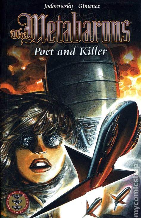 the metabaron vol 1 b01m1f9gkd metabarons poet and killer tpb 2002 comic books