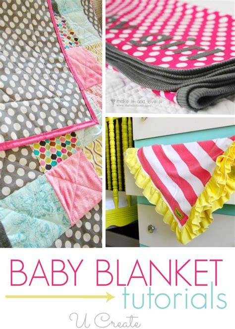 quilting blanket tutorial sew up a little something for the perfect gift for little