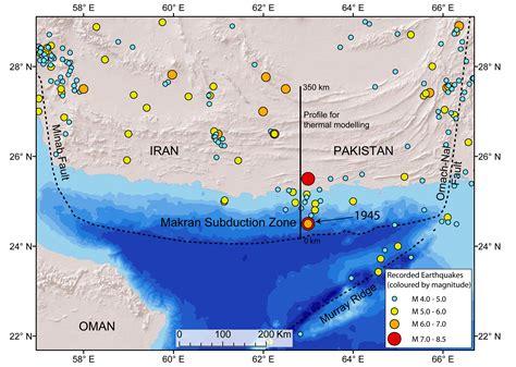 earthquake indian ocean western indian ocean earthquake and tsunami hazard