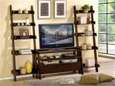 Living Room Furniture Ladder Ladder Shelf For Living Room Home Decor