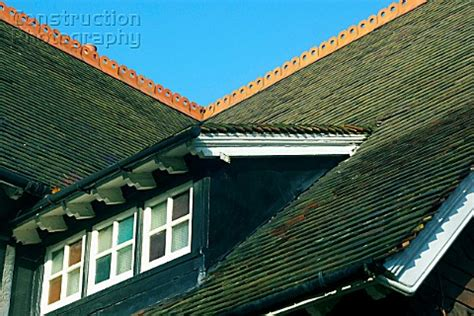 Decorative Dormer Windows A088 00790 Roof Top With Decorative Tiles Dormer W