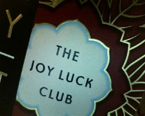 theme quotes in joy luck club joy luck club quotes quotesgram