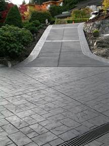 heated concrete patio 23 best images about concrete driveways on the