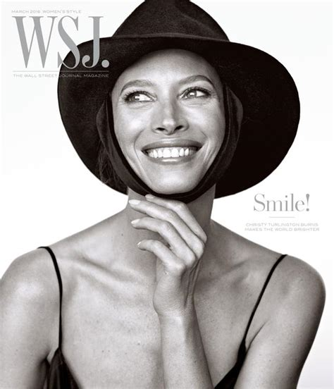 Turlington In V Magazine by Turlington Burns From Supermodel To Activist Wsj