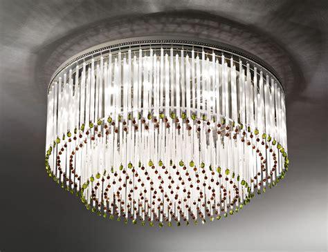 nella vetrina ital 713 60 swarovski ceiling light