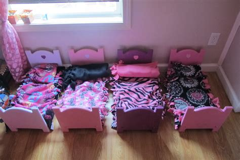 how to make an american girl bedroom 4 american girl doll beds for the price of 1 the five