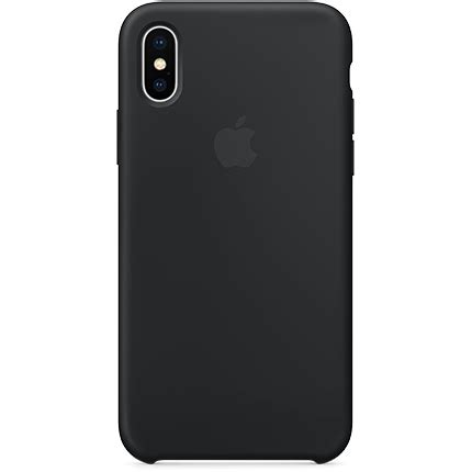 Iphone 7 Silicon Ultra Fit Warna Black apple iphone x silicone accessories from o2