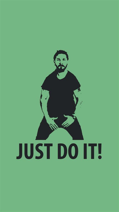 Just Do shia labeouf quot just do it quot motivational speech genius