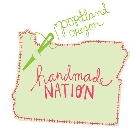 Portland Handmade - handmade nation screening in portland this weekend make