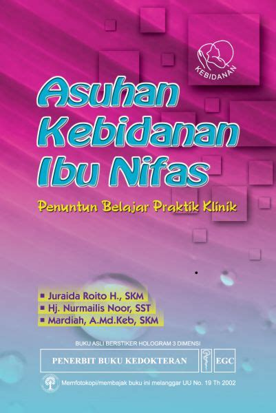Kapita Selekta Praktik Klinik Ed 3 buku kebidanan buku asuhan kebidanan ibu nifas penuntun