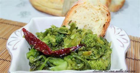 cime di rapa cucinare cime di rapa stufate cucinare verdure cucina pugliese