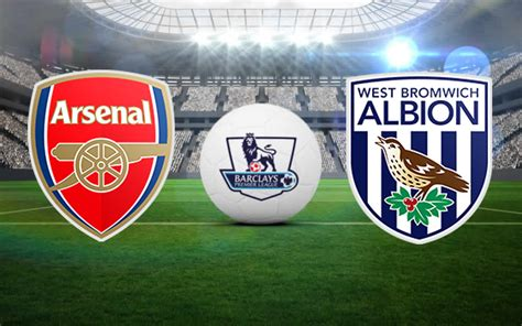 arsenal west brom arsenal vs west brom prediction and football tips