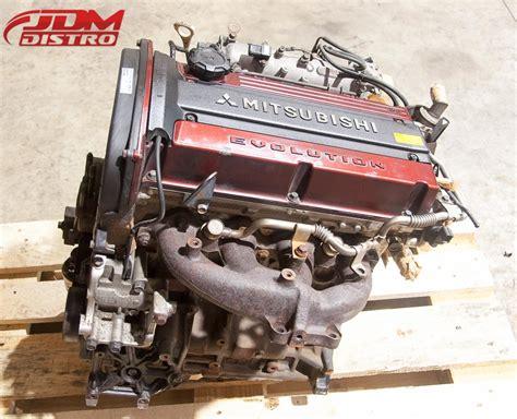 mitsubishi evo 7 engine mitsubishi lancer evo 7 4g63 engine jdmdistro buy jdm