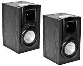 klipsch b 20 bookshelf speakers review klipsch synergy b 20 bookshelf speaker pair quibids