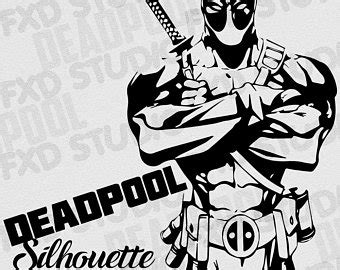 deadpool clipart svg deadpool svg transparent