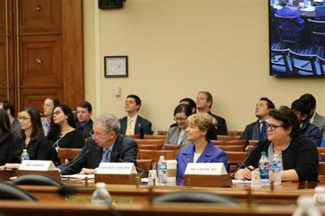 house science committee eileen collins parabolic arc