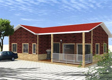 transportable residential 2 bedroom modular homes prefab