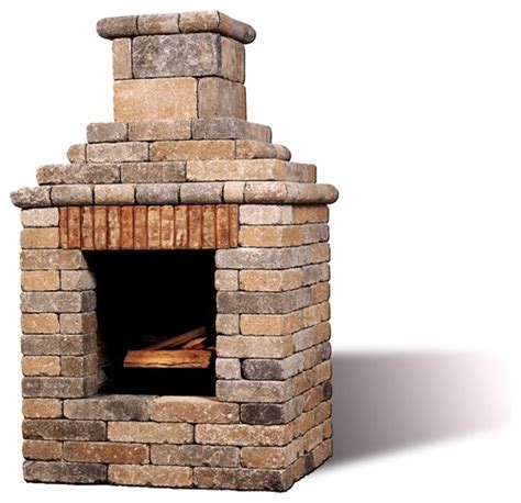 Outdoor Fireplace Diy by Diy Outdoor Fireplace Rugged