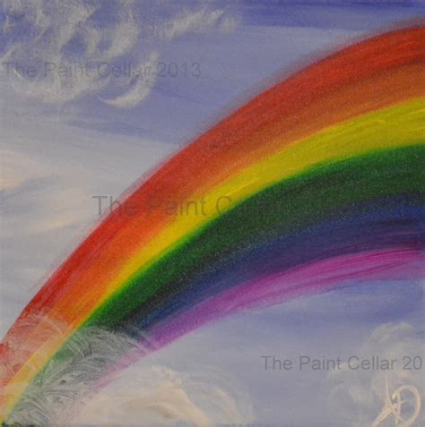 painting rainbow april 25 quot the rainbow quot painting class the