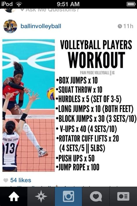 libero volleyball height volleyball workout exercise pinterest volleyball