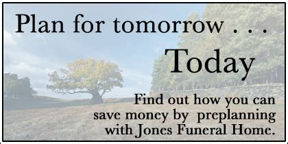 Jones And Funeral Home by Jones Funeral Home