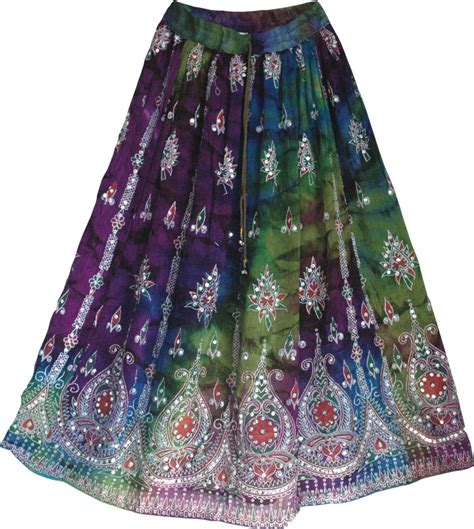 Indian Skirt 5 sequin skirt indian ethnic festive skirt sale on bags skirts jewelry at polkadotinc
