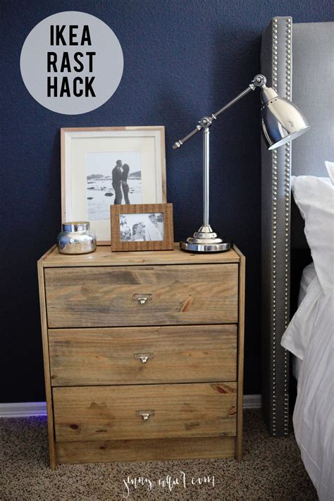 15 ikea rast chests get hacked in style diy ikea rast hack 187 jenny collier blog
