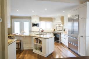U Shaped Floor Plans How To Deal With A Corner Kitchen