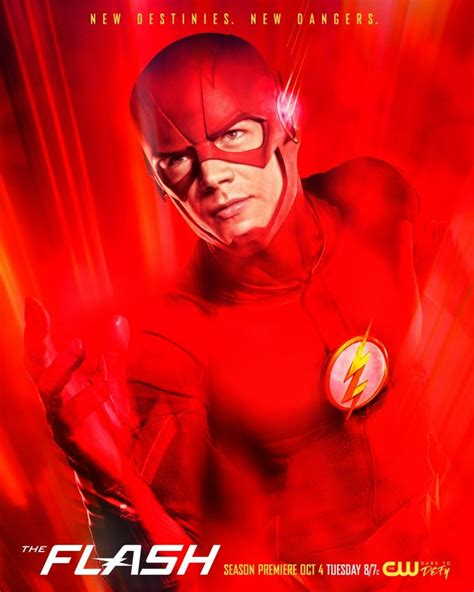 bioskop keren flash season 2 ini dia poster keren the flash season 3 cinemags
