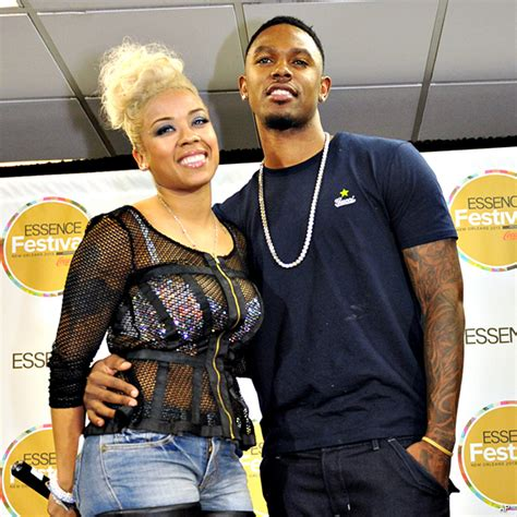 keyshia cole husband breaks man s jaw turns himself in
