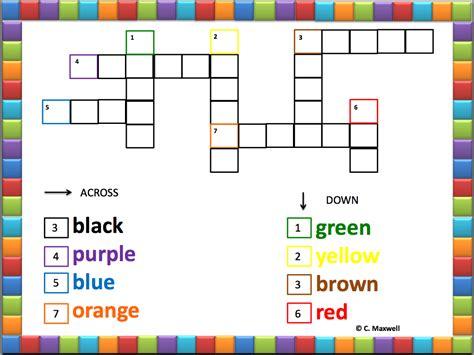 easy crossword puzzles for kindergarten the best of teacher entrepreneurs free misc lesson my