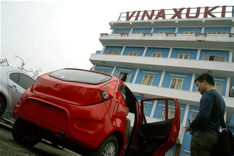 car made in the the made in car in photos vietnamnet