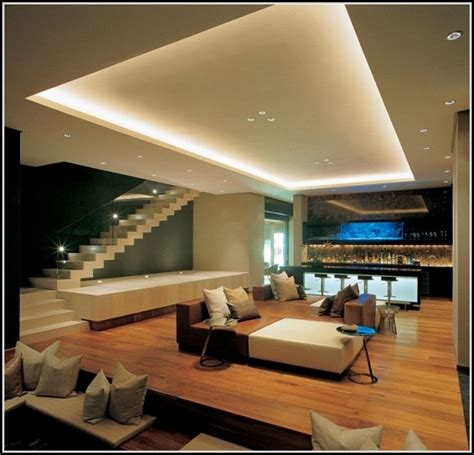 indirekte beleuchtung wohnzimmer beleuchthung house
