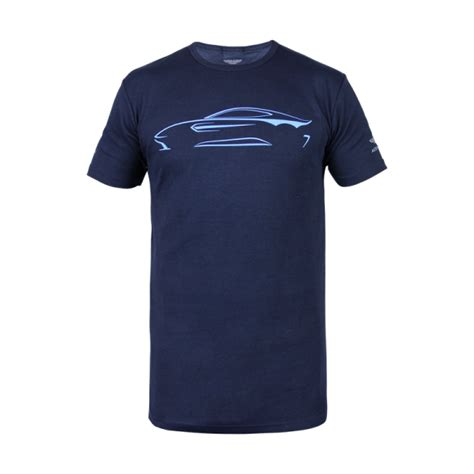 T Shirt Aston Martin the vantage navy t shirt small aston martin lifestyle