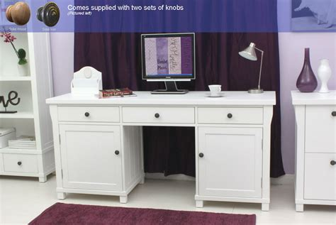 white hideaway desk white hideaway computer desk alphason new aw65002