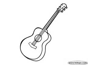 guitar coloring pages guitar 9 coloring page