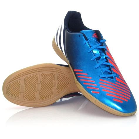 adidas indoor soccer shoes buy adidas predito lz in mens indoor soccer shoes blue