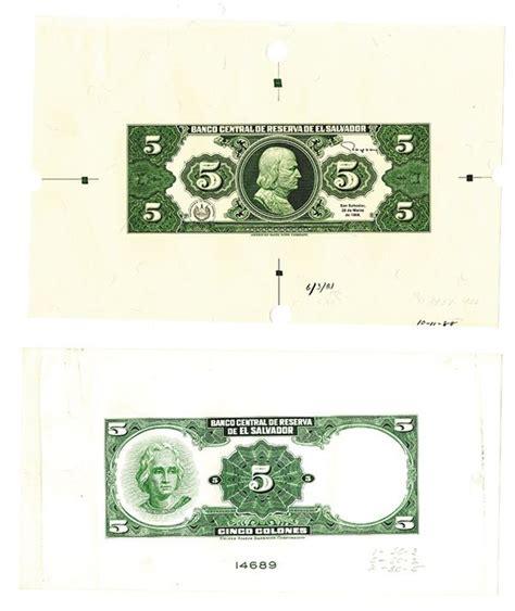banco central de reserva de el salvador banco central de reserva de el salvador 1964 1981