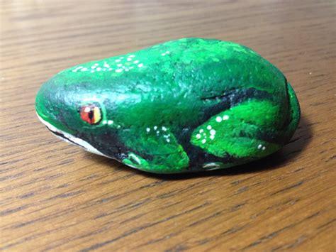 Pet Rock Frog pet rock green frog by christinue on deviantart
