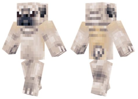 minecraft pug skin pug minecraft skins