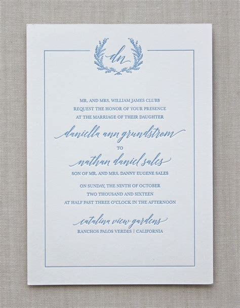 Wedding Invitation Letter M 25 Best Ideas About Wedding Monograms On