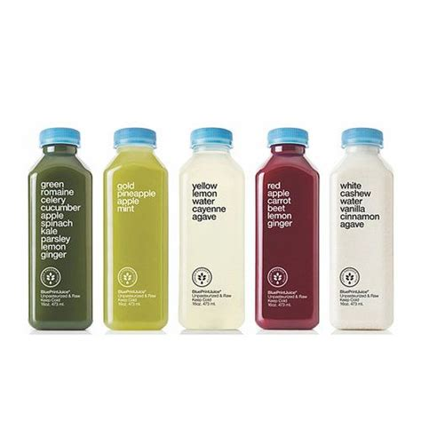 Detox Juice In Miami by Blueprint Cleanse Cheaper At Whole Foods Food